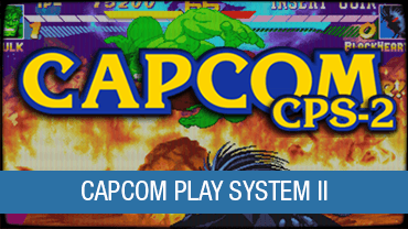 Capcom Play System II