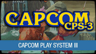 Capcom Play System III