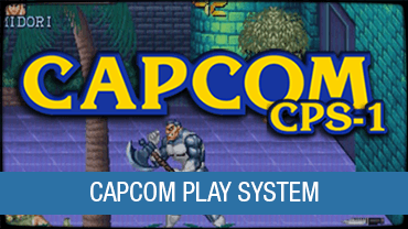 Capcom Play System