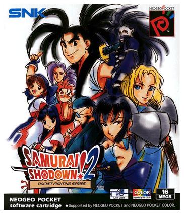 Samurai Shodown! 2 - Pocket Fighting Series (World) (En,Ja).png