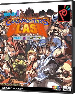 SNK vs. Capcom - Card Fighters' Clash - Capcom Version (USA, Europe).png