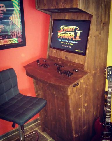 Arcade Dreams with Bar Stool.jpg