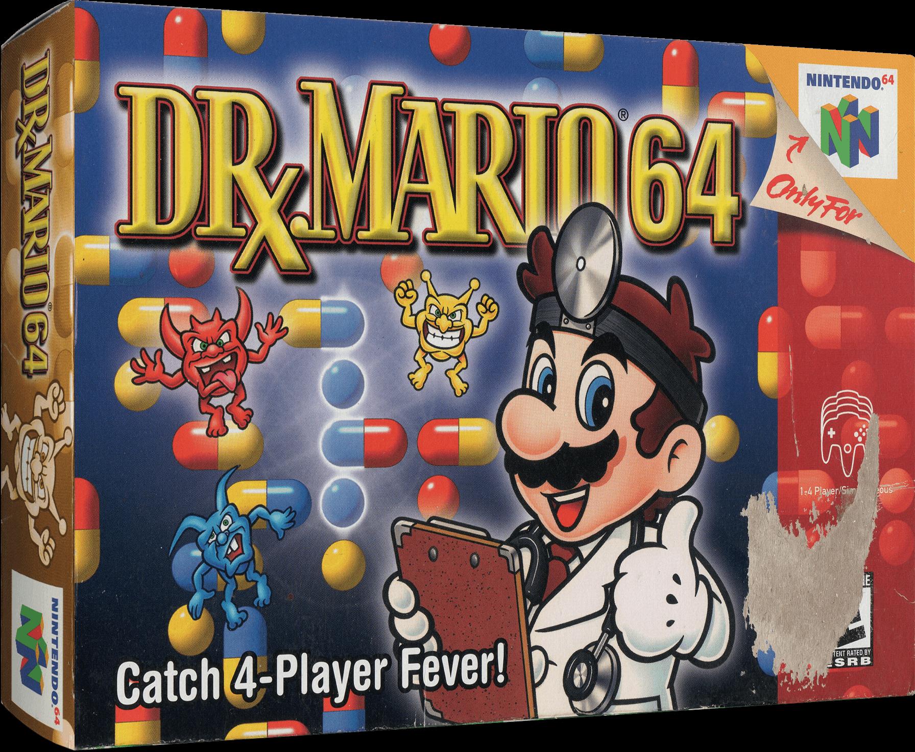 Dr. Mario 64 (USA).png