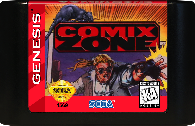 Comix Zone (USA) (Sega Smash Pack).png