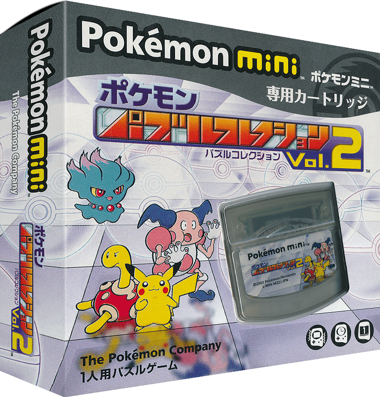 Pokemon Puzzle Collection Vol. 2 (Japan) (Translated En).png