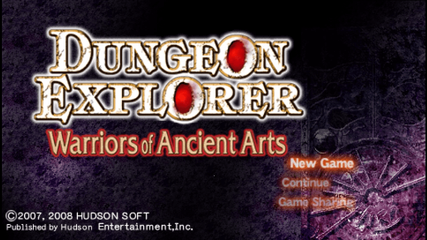 Dungeon Explorer - Warriors of Ancient Arts (USA).png