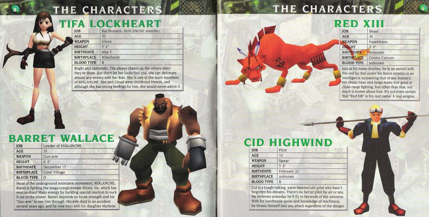 Sony PlayStation Game Manuals Pack