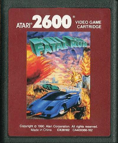 Atari 2600 2D Cartridges Pack (No-Intro)