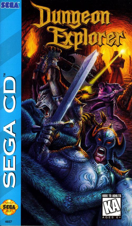 Sega CD Game Manuals Pack