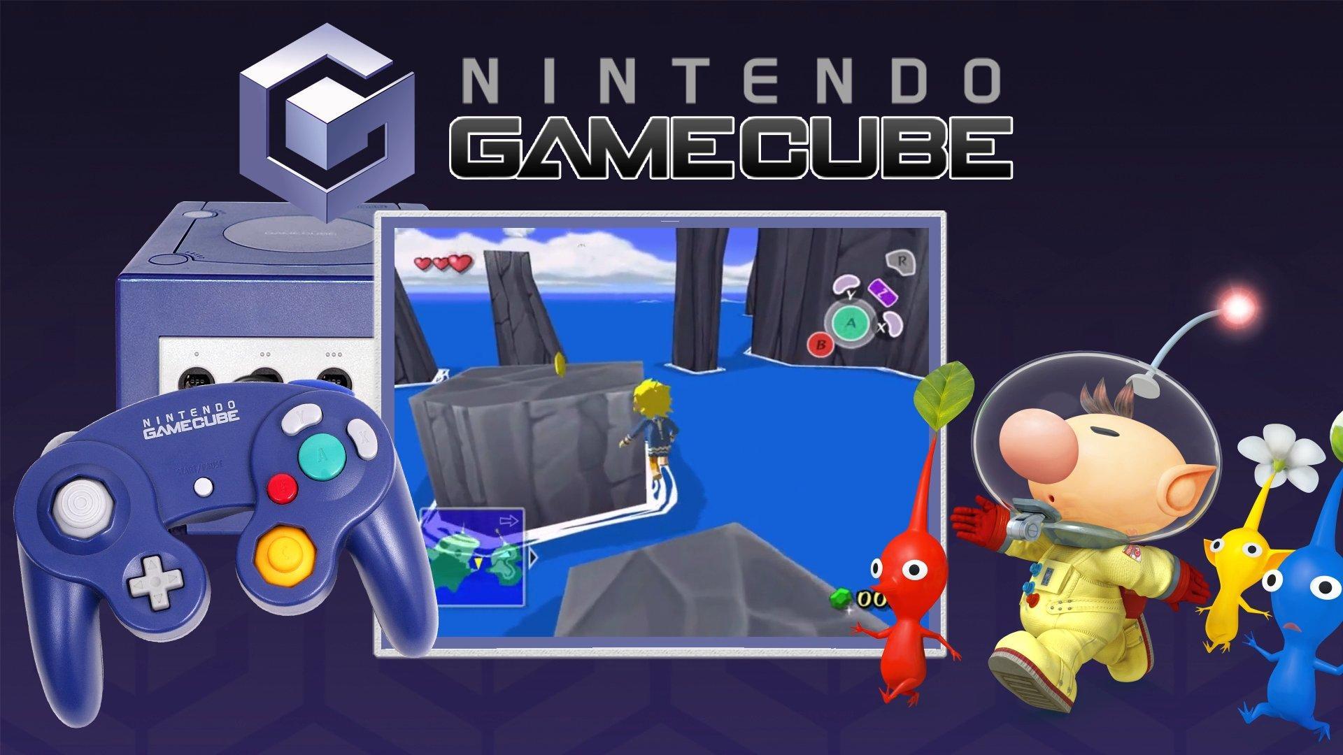 Gamecube Unified Pikmin Platform Video 16x9 Hd Platform Videos Emumovies