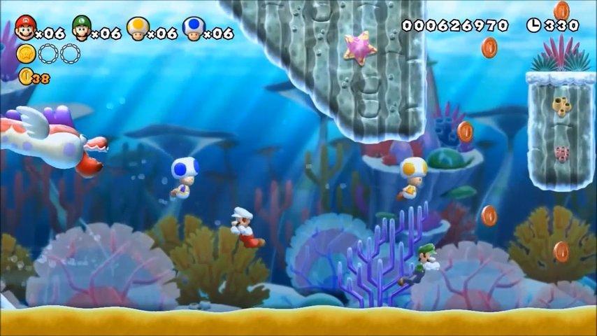 Nintendo Wii U Video Snaps Pack (SQ)