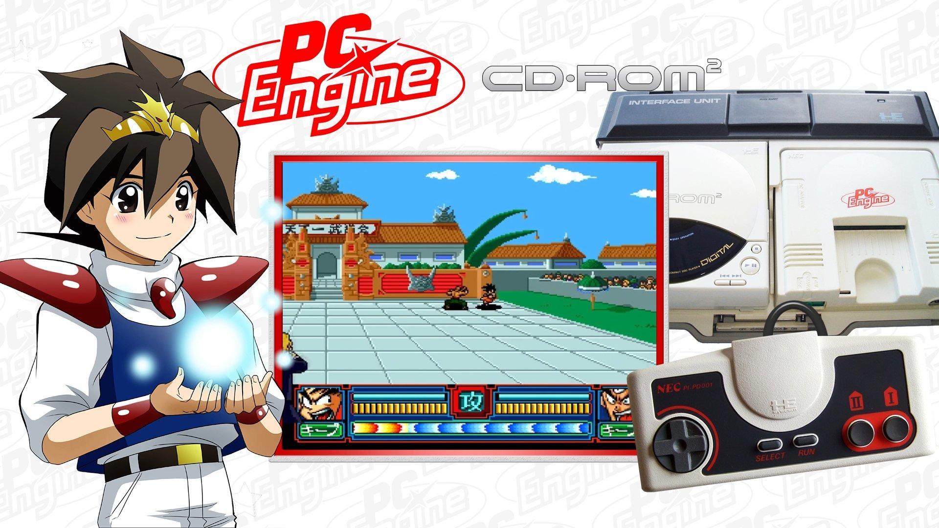 NEC PC Engine CD Unified Platform Videos (16x9)(HD