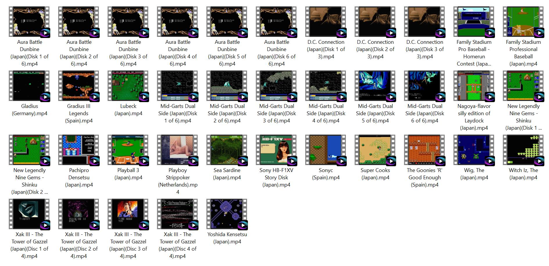 Microsoft MSX2+ Video Pack Custom