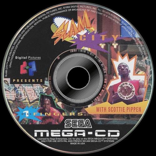 Sega Mega CD 2D Discs Pack (Europe) - Artwork - EmuMovies