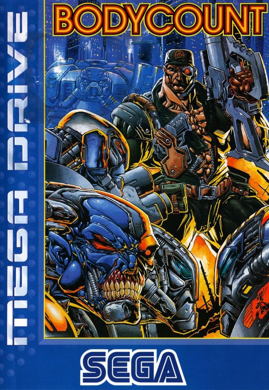 Mega Drive (EU) 2D Complete Cover Pack