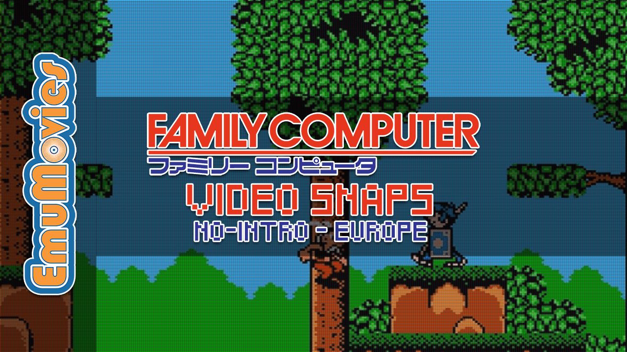 Nintendo Famicom Video Snaps Pack (No-Intro) (Europe) (SQ)