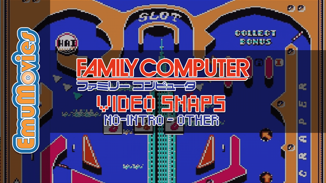 Nintendo Famicom Video Snaps Pack (No-Intro) (Other) (SQ)