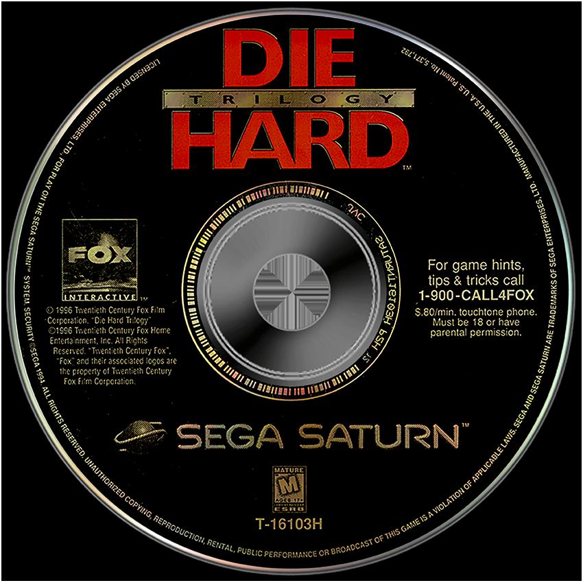 Sega Saturn 2D Discs Pack (USA)