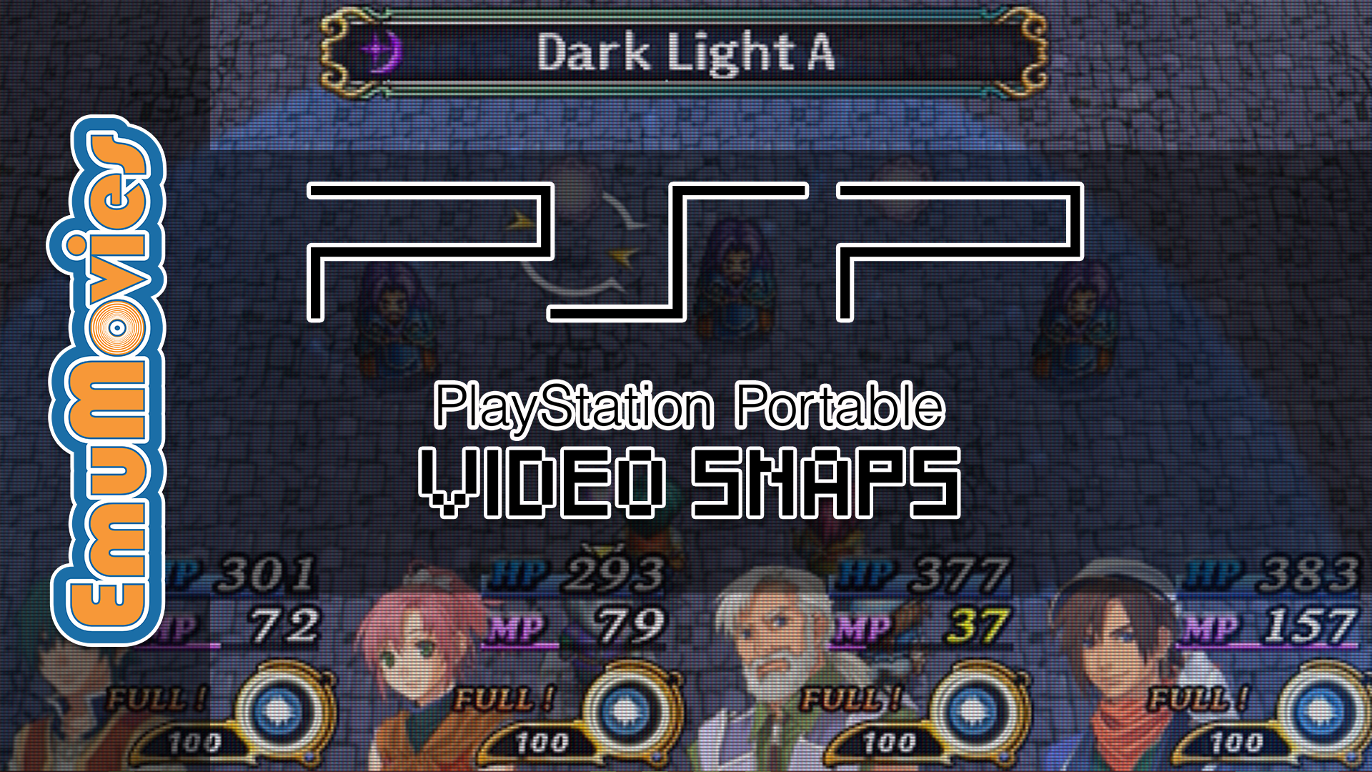 Sony PlayStation Portable Video Snaps Pack