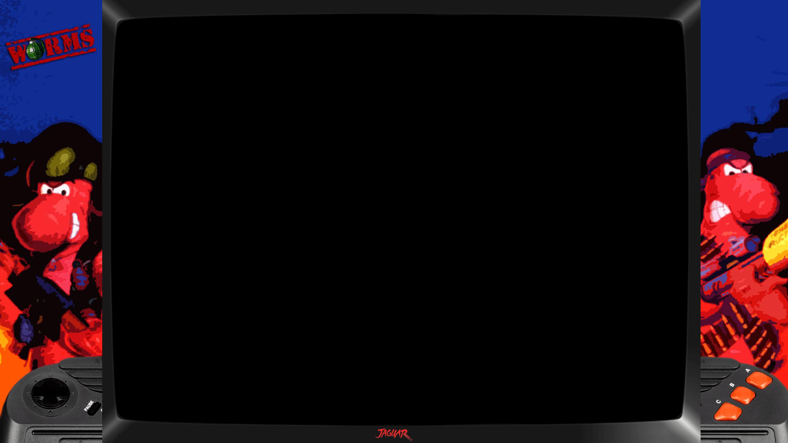 Atari Jaguar Bezels