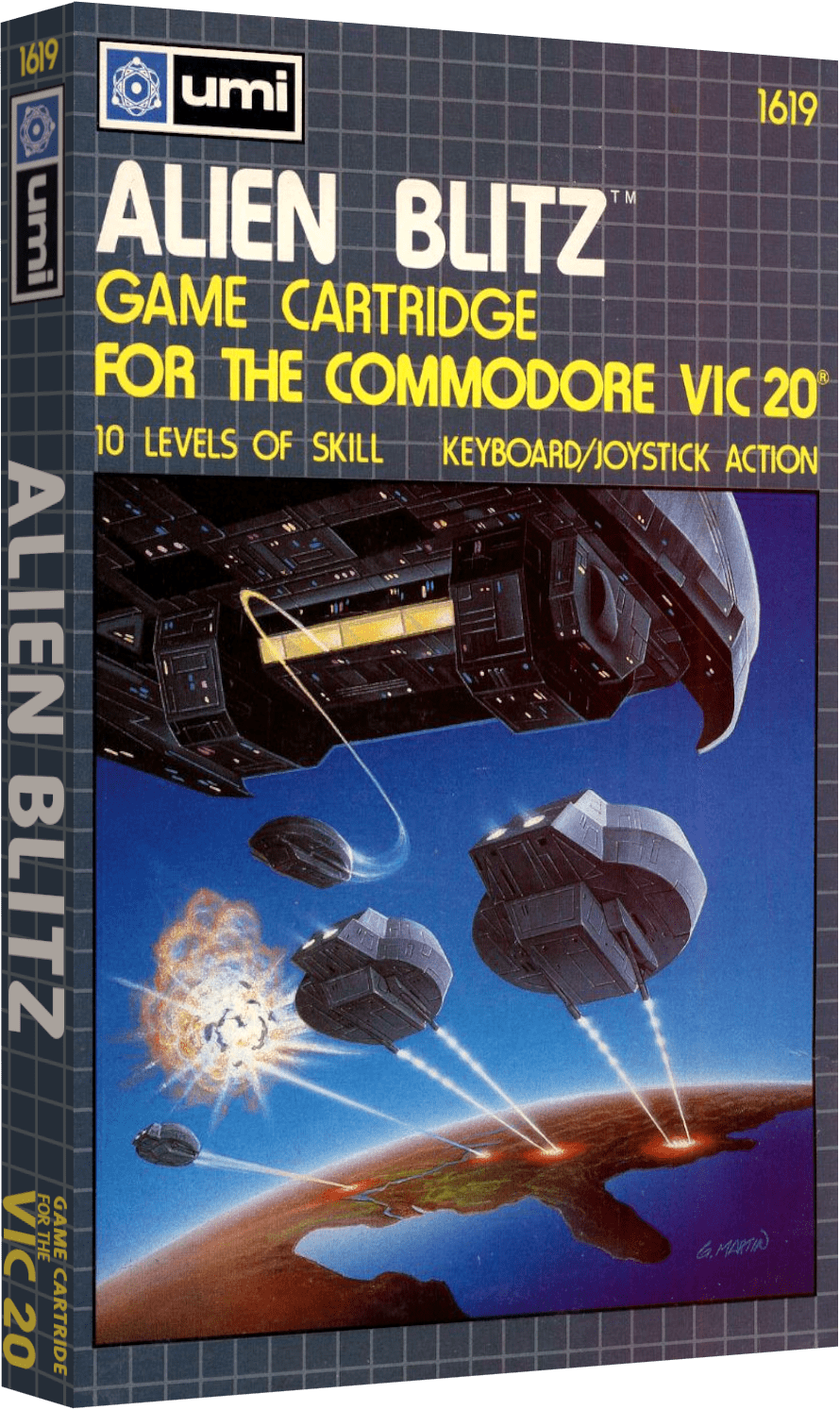Commodore VIC-20 3D Boxes Pack (422)