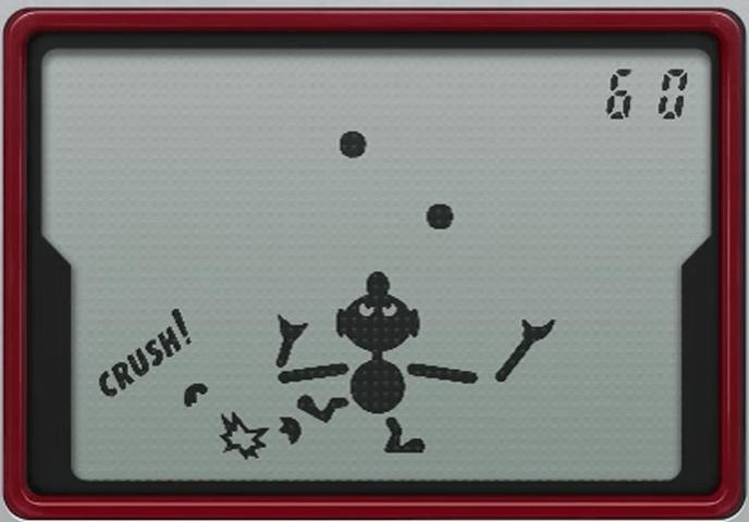 Nintendo Game & Watch Gameplay Snaps