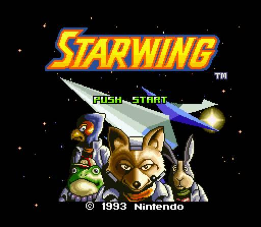 Starwing Video for Snes