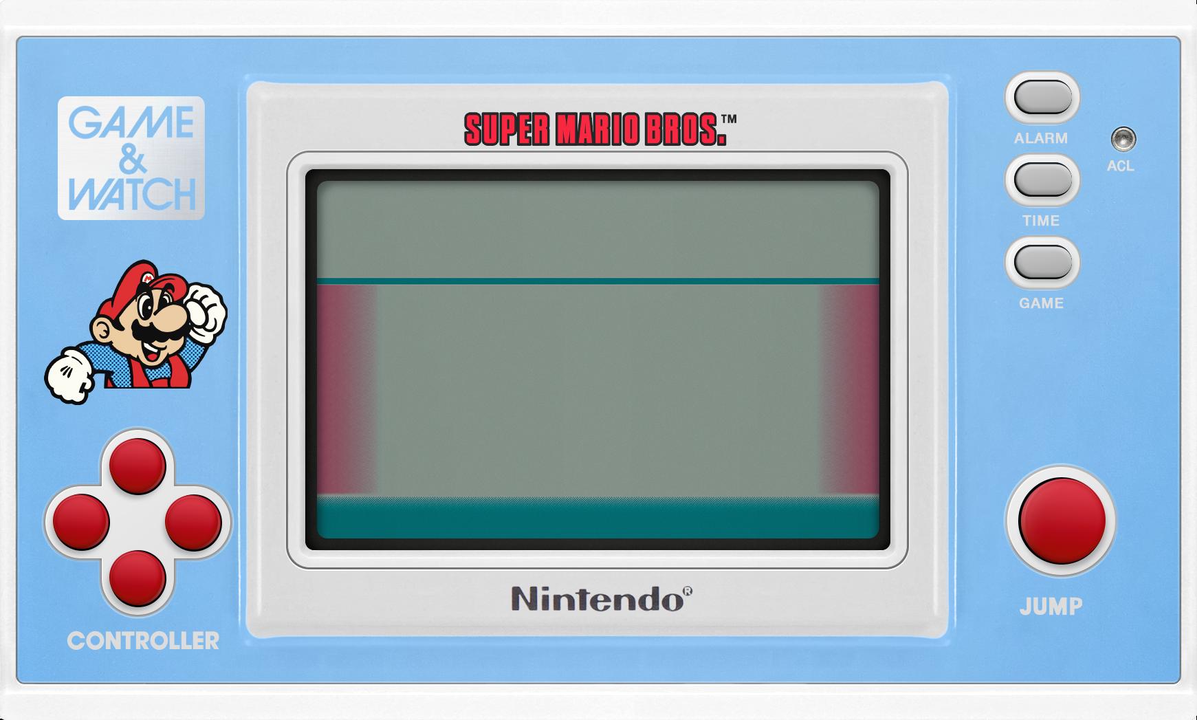 Nintendo Game & Watch Units Pack