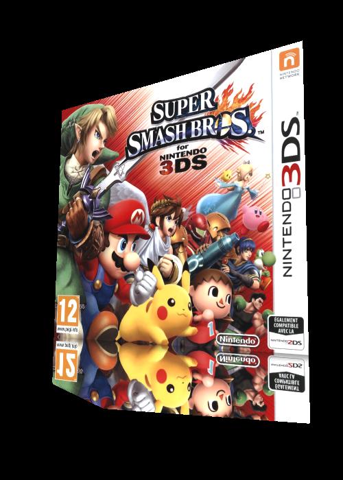 Super Smash Bros. for Nintendo 3DS (3DS) HQ video snap