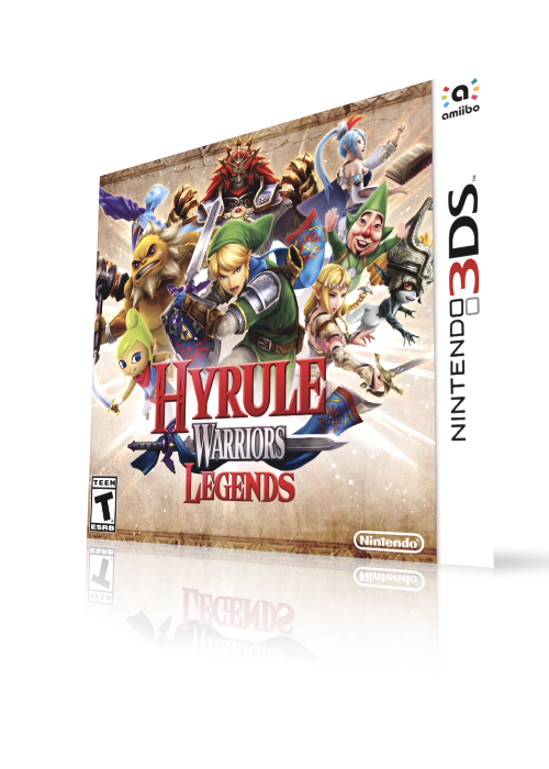 Hyrule Warriors Legends (3DS) HQ video snap