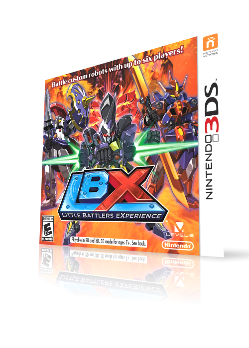 LBX - Little Battlers eXperience (3DS) HQ video snap