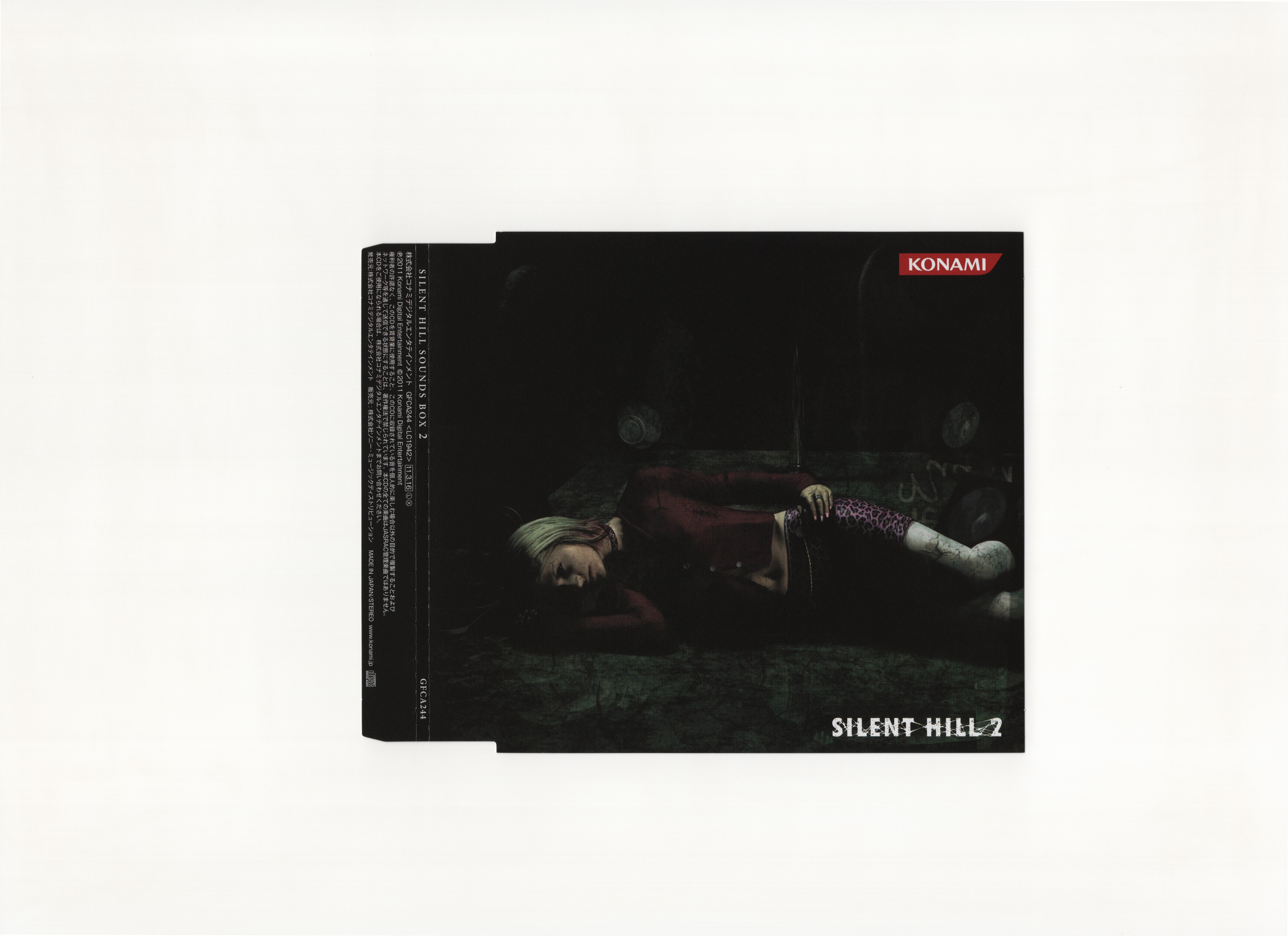 Silent Hill Sounds Box: Disc 2 Silent Hill 2 OST