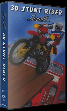 Amstrad CPC 3D Boxes
