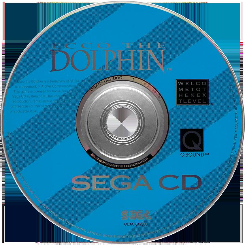 Sega CD 2D Discs Pack