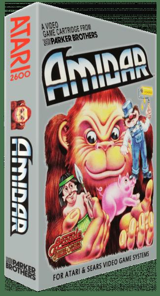 Atari 2600 3D Boxes Pack