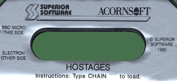 Acorn BBC Micro 2D Cartridge Labels Pack (TOSEC)