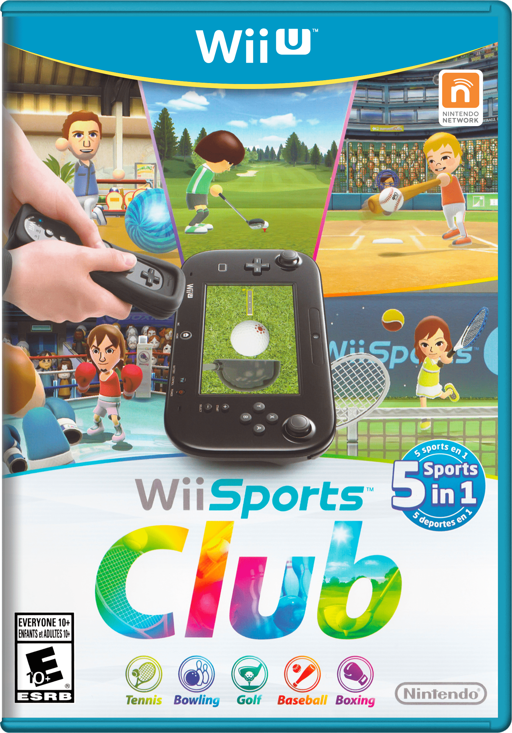 ABeezy's Nintendo Wii U 2.5D Box Fronts
