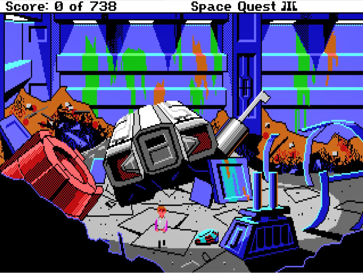Space Quest 3 - The Pirates of Pestulon