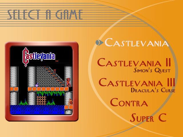 Konami Collector's Series: Castlevania & Contra PC Manual